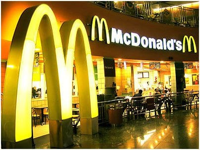Who Reckons McDonalds Makes The Best Hamburger In The World?